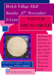 winter-drum-circle-poster