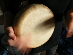drums 13 doumbek close up